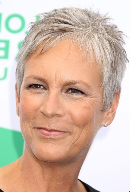 Widely Used Short Pixie Haircuts For Older Women With Regard To Short Hairstyles And Cuts (View 20 of 20)