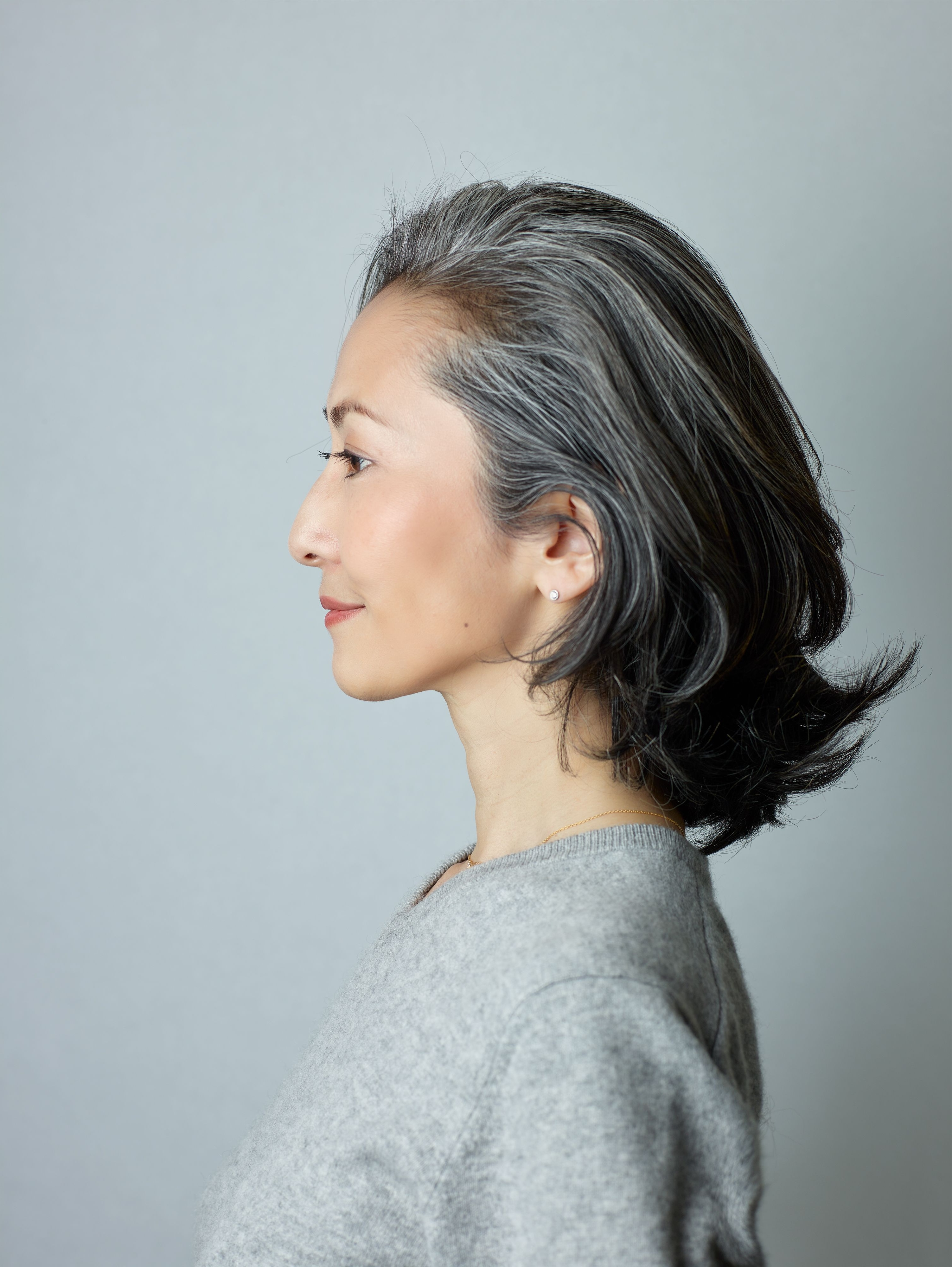 Widely Used Short Shaggy Hairstyles For Grey Hair With Mayuko Miyahara Gray Http://eroticwadewisdom (View 10 of 15)