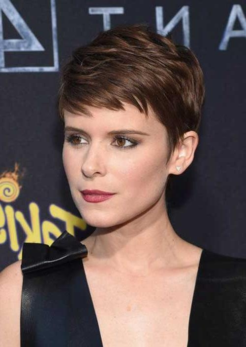 Widely Used Soft Pixie Haircuts In 30 Pixie Cut Styles (View 17 of 20)