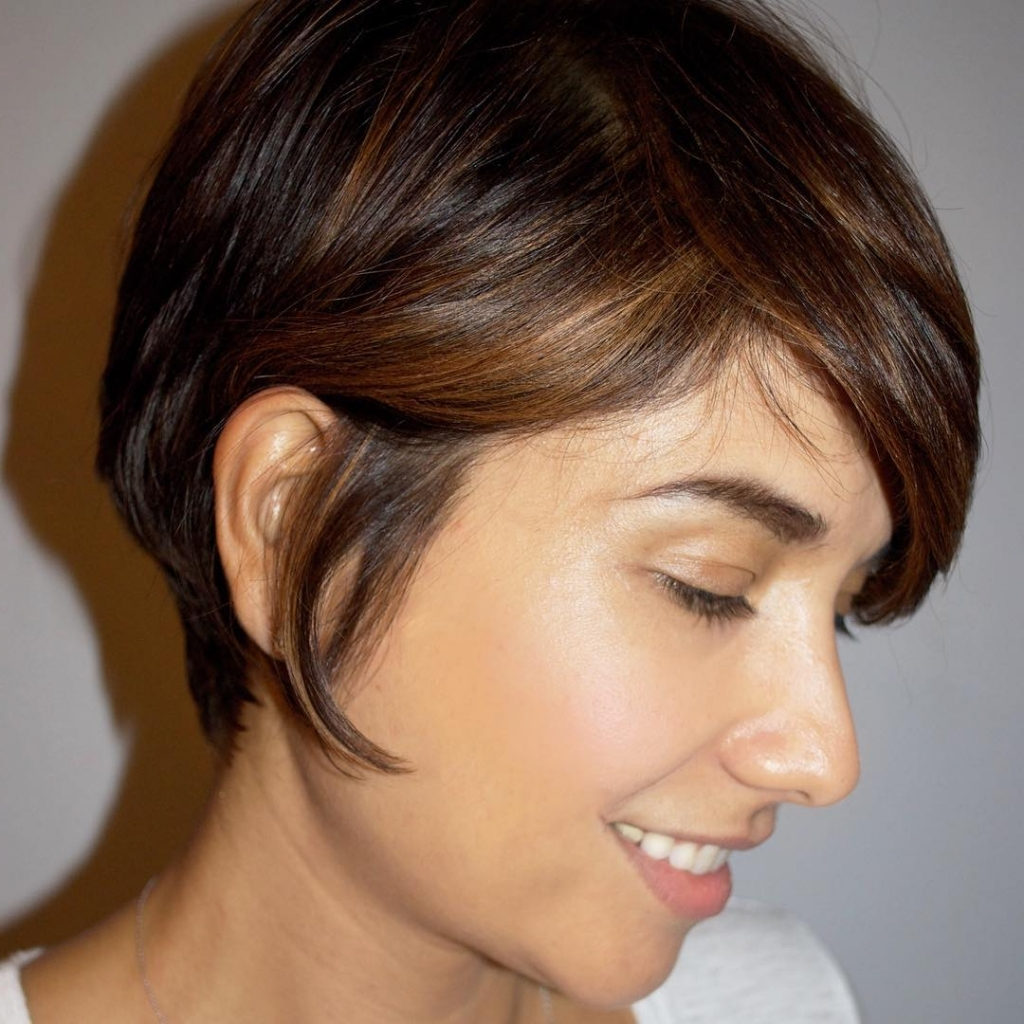Women Hairstyle : Short Shaggy Haircuts Cute Hairstyles Ideas For Current Short Shaggy Haircuts (View 15 of 15)