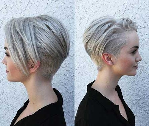 Wonderful Long Pixie Hairstyles You Should See (View 20 of 20)
