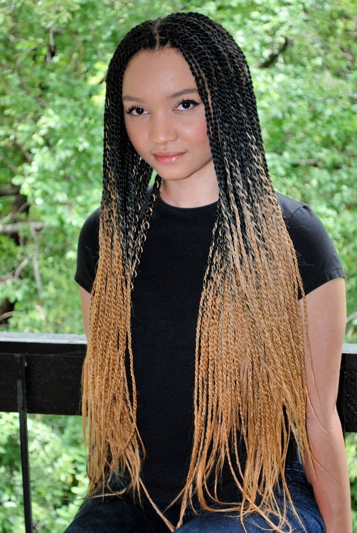 10 Fabulous Black Braided Hairstyles With Extensions|designideaz With Braided Updos With Extensions (View 5 of 15)