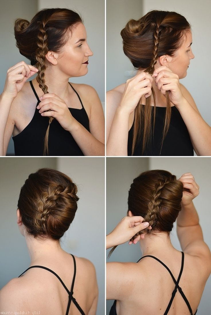 149 Best Hair Images On Pinterest | Gorgeous Hair, Hair Ideas And Regarding French Twist Updo Hairstyles (View 3 of 15)