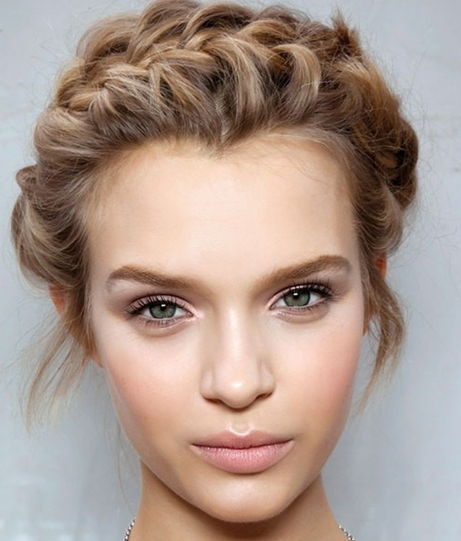 15 Formal Hairstyles For Medium Hair Length With Formal Updo Hairstyles For Medium Hair (View 1 of 15)