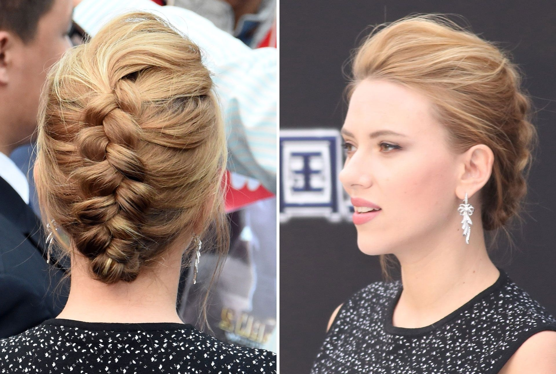 20 Easy Wedding Guest Hairstyles – Best Hair Ideas For Wedding Guests Within Updo Hairstyles For Black Tie Event (View 2 of 15)