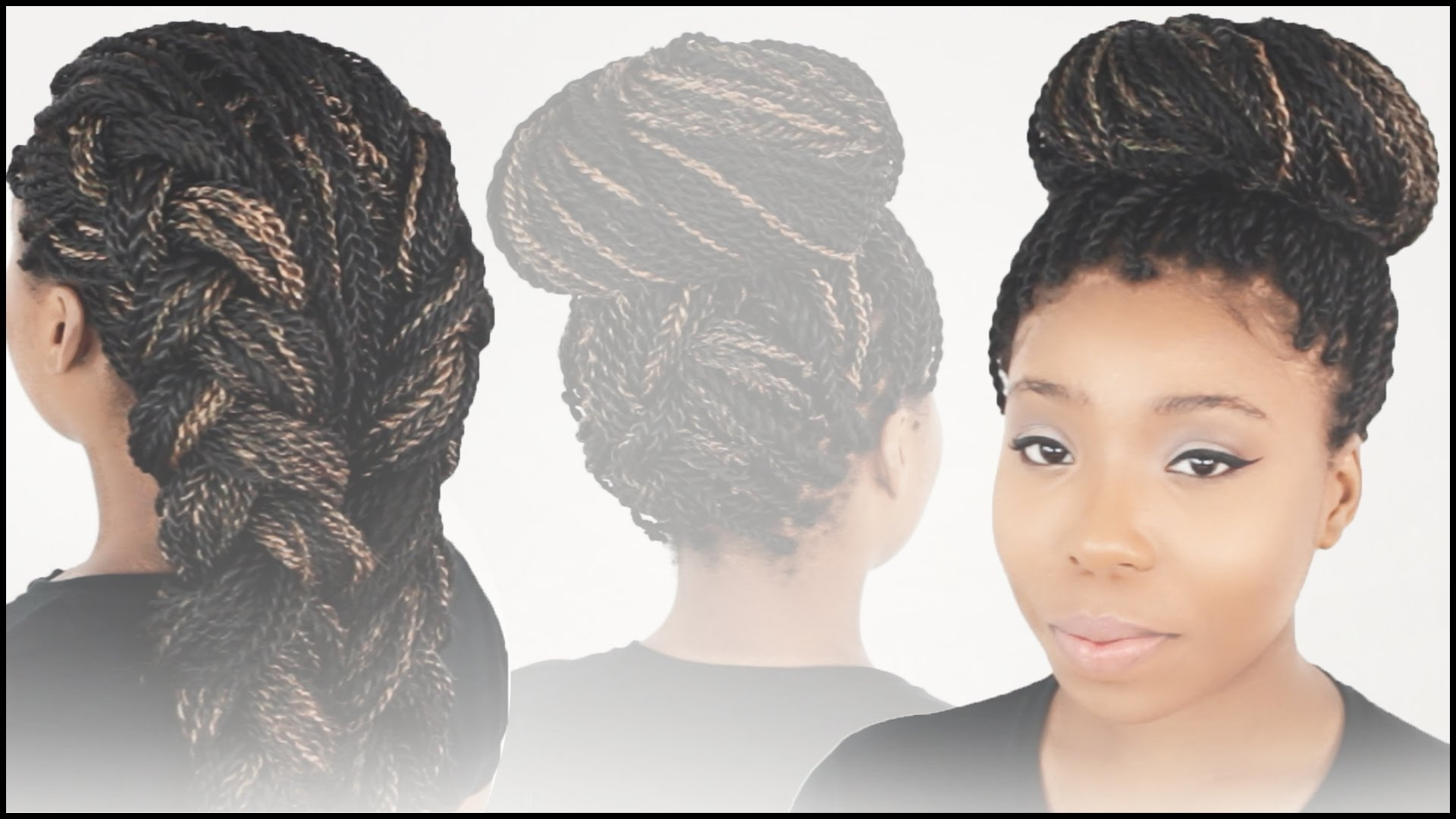 3 Hairstyles For Mrs Rutters Perimeter Crochet Senegalese Twist Intended For Senegalese Twist Styles Updo Hairstyles (View 9 of 15)