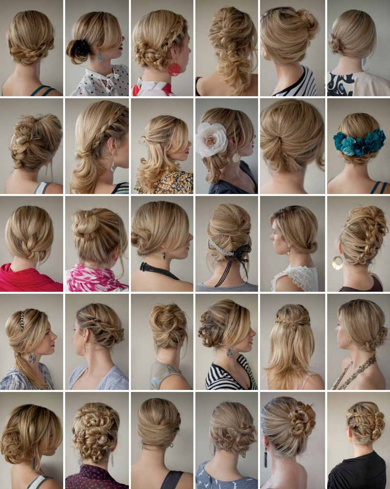 30 Photos Of Beautiful Hair Styles What Could Be Better Throughout Trendy Updo Hairstyles For Long Hair (View 13 of 15)