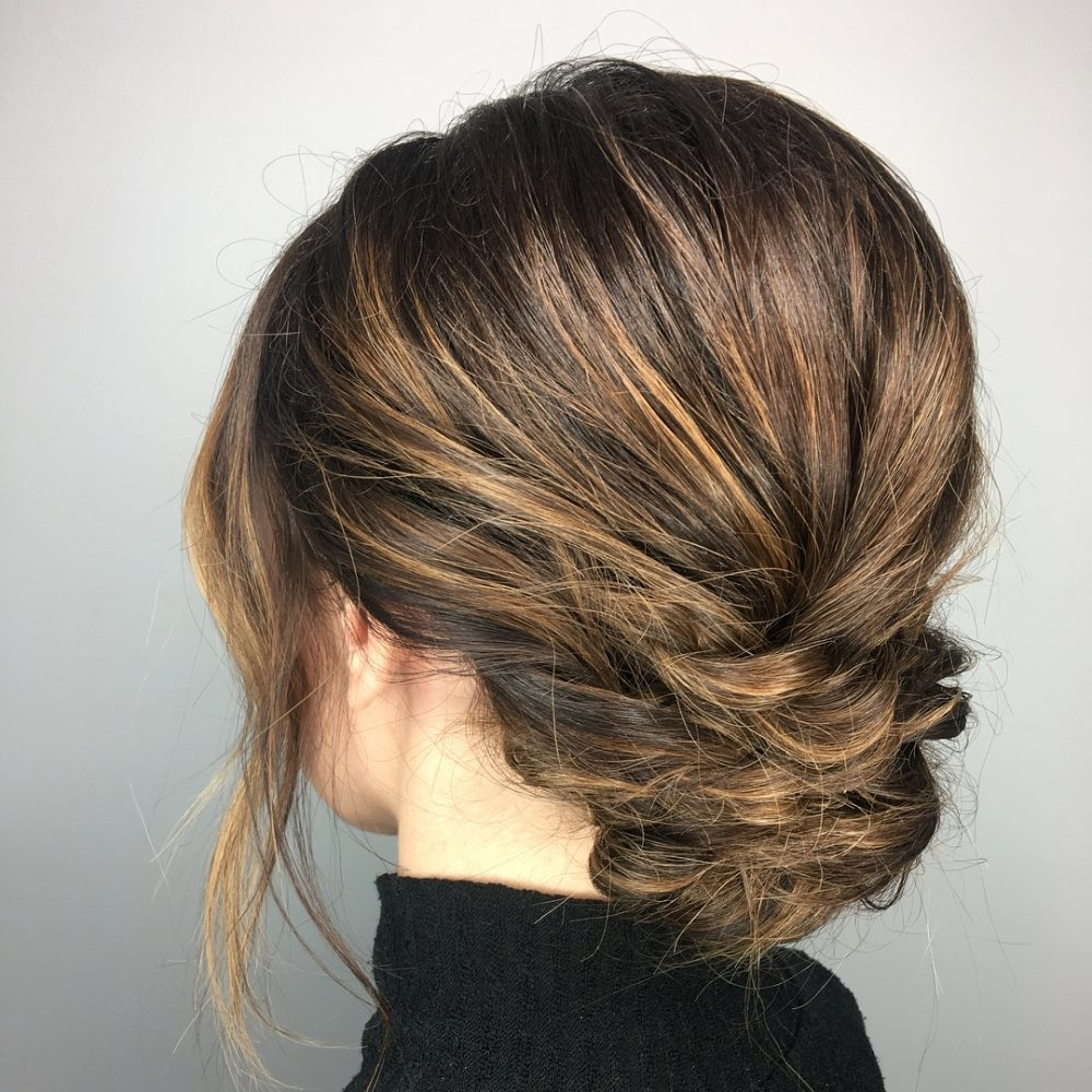 33 Ridiculously Easy Diy Chic Updos Regarding Chic Updos For Long Hair (View 6 of 15)