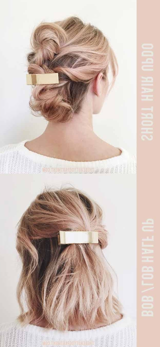 34 Super Sexy Hairstyles – The Goddess With Sexy Updo Hairstyles (View 4 of 15)