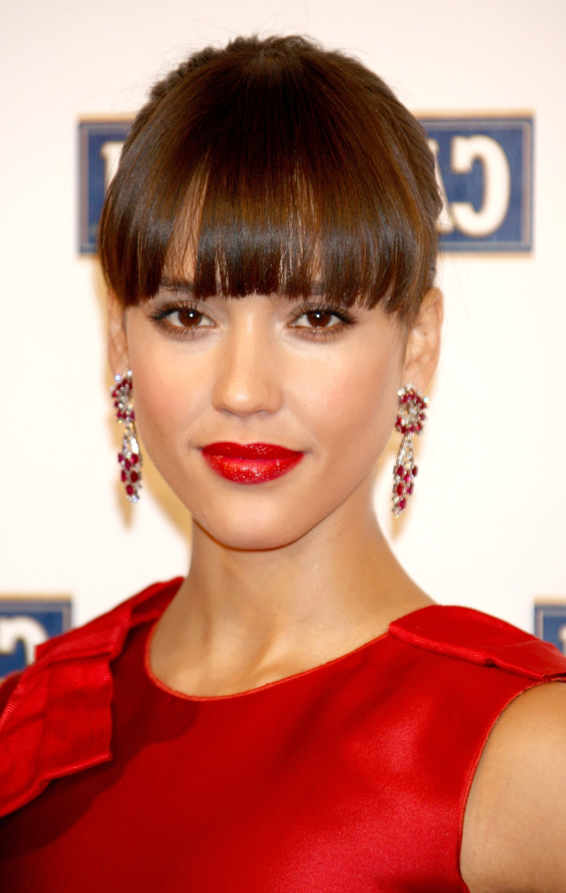 35 Best Hairstyles With Bangs – Photos Of Celebrity Haircuts With Bangs Within Updo Hairstyles With Bangs (View 1 of 15)