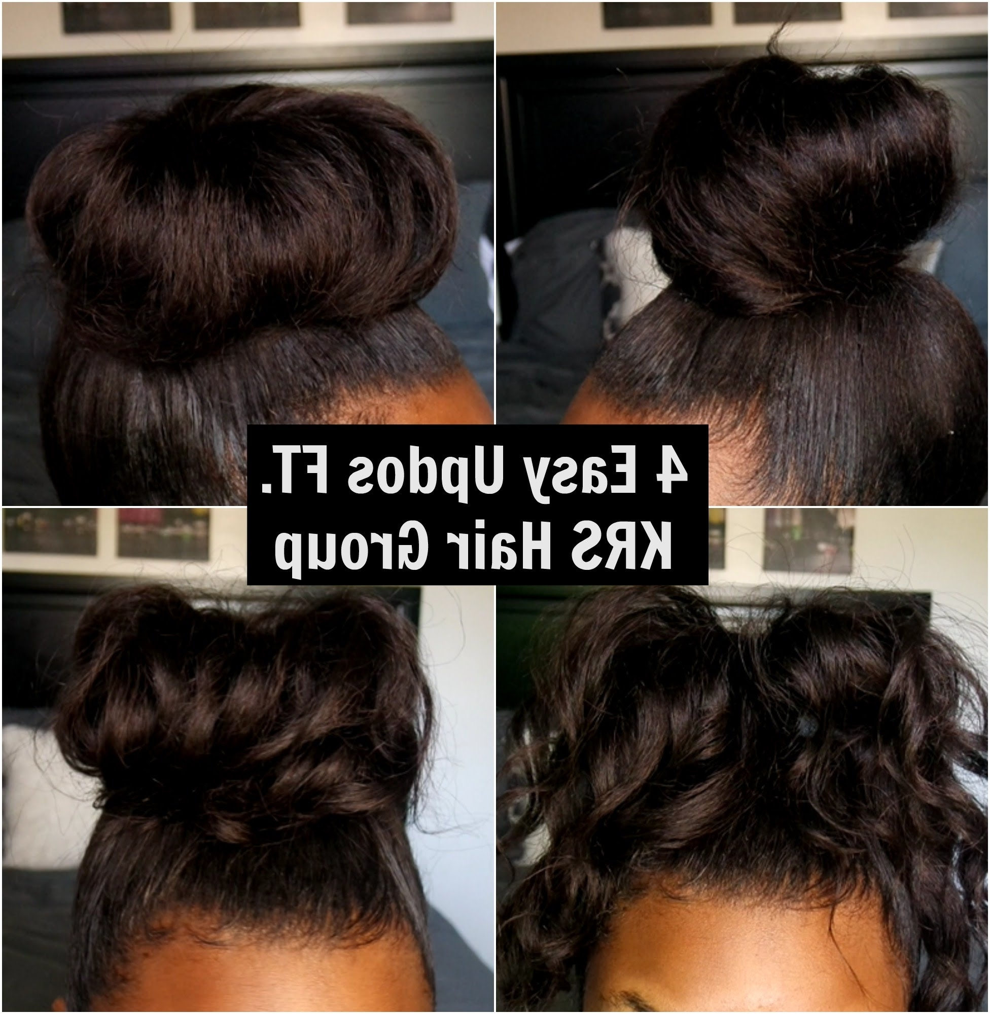 Photo Gallery Of Hair Extensions Updo Hairstyles Viewing 3 Of 15