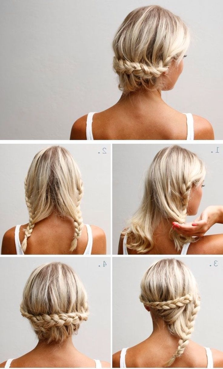 46 Best Ideas For Hairstyles For Thin Hair Within Easy Updo Hairstyles For Long Thin Hair (View 14 of 15)