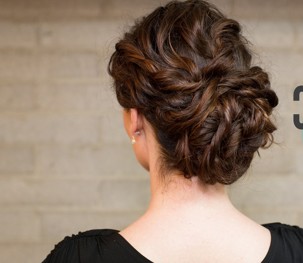 5 Popular Easy Updos For Long Hair – Style Samba Intended For Romantic Updo Hairstyles (View 2 of 15)