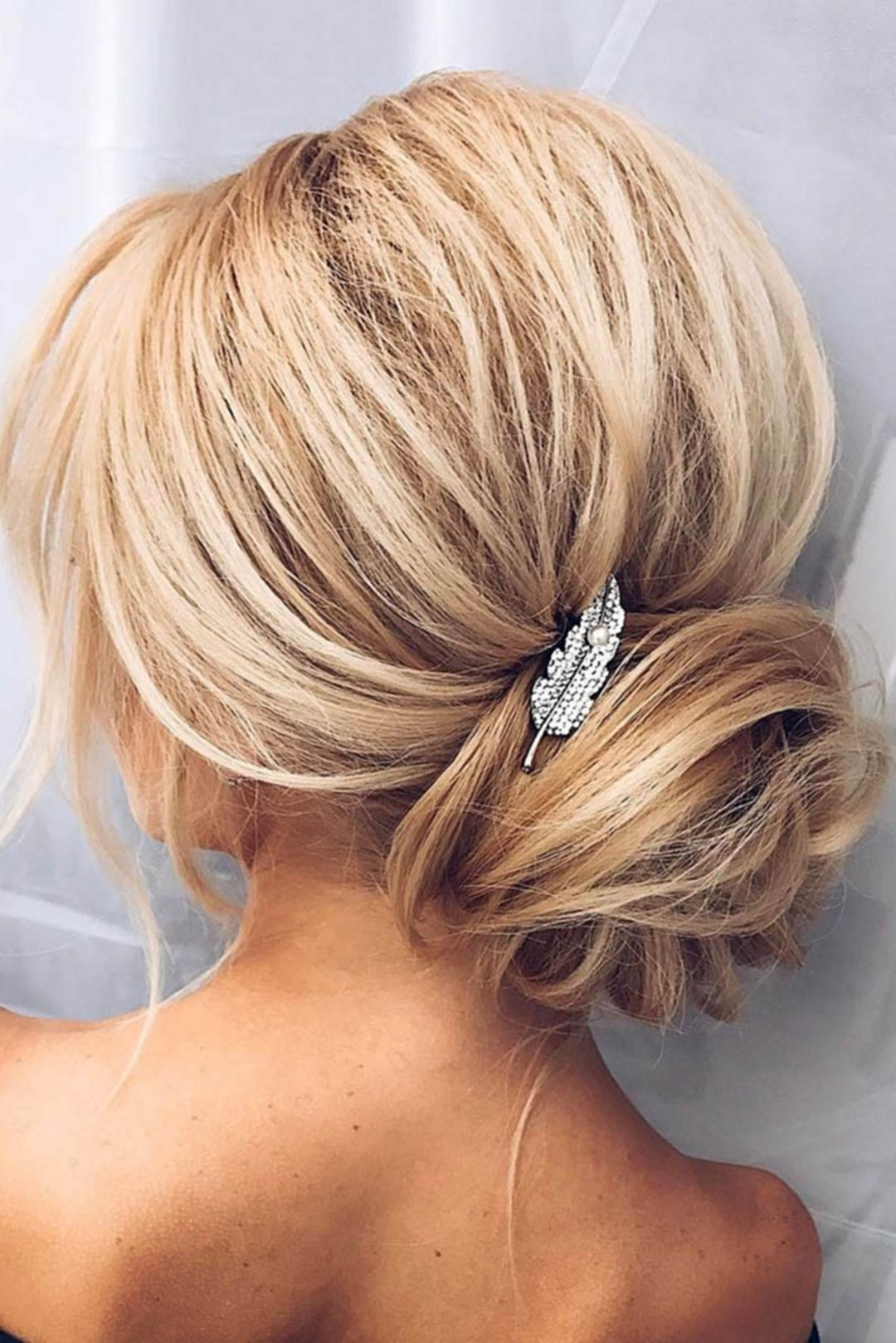 60+ Wonderful Bridesmaid Updo Hairstyles | Bridesmaid Updo In Bridesmaid Updo Hairstyles (View 3 of 15)