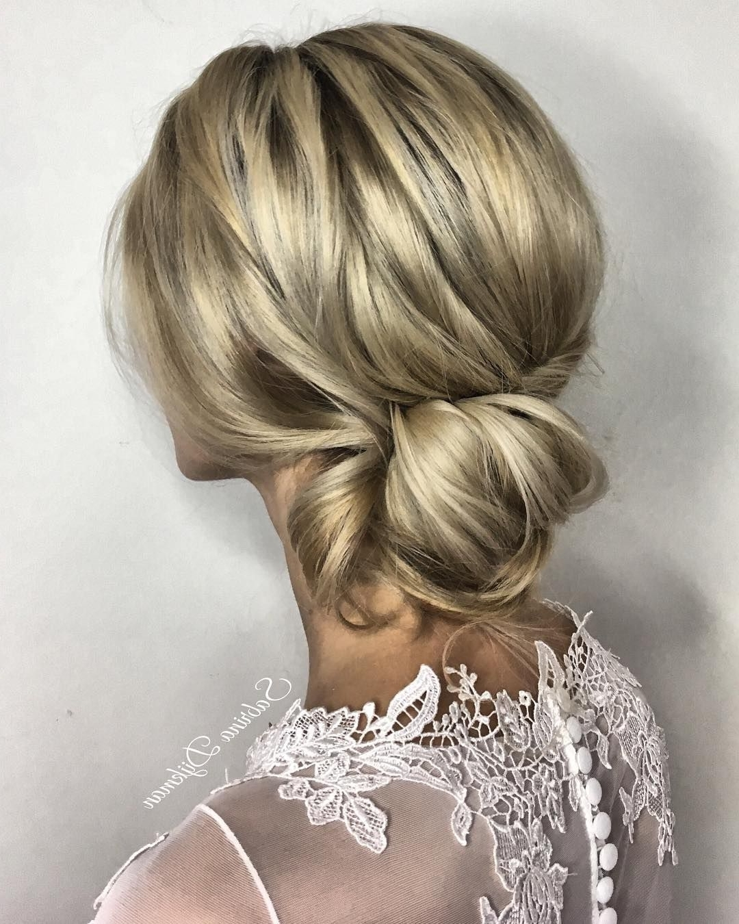 79 Beautiful Bridal Updos Wedding Hairstyles For A Romantic Bridal Throughout Updo Hairstyles (View 5 of 15)