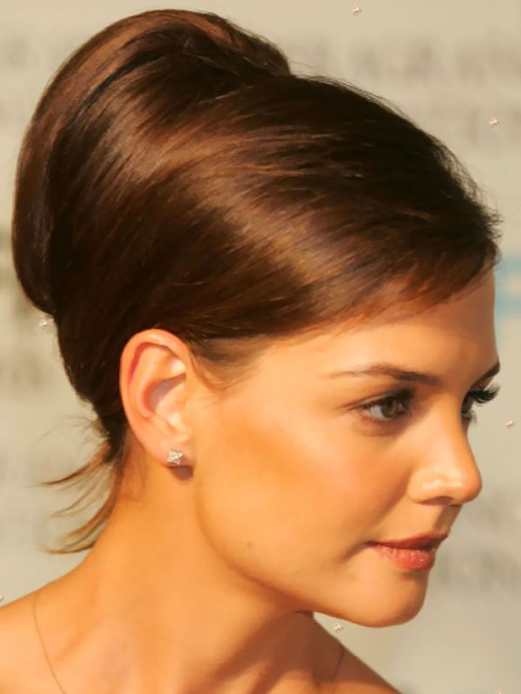 Appealing French Twist Updos Hairstyles Updos – Women Medium Haircut In French Twist Updo Hairstyles (View 11 of 15)