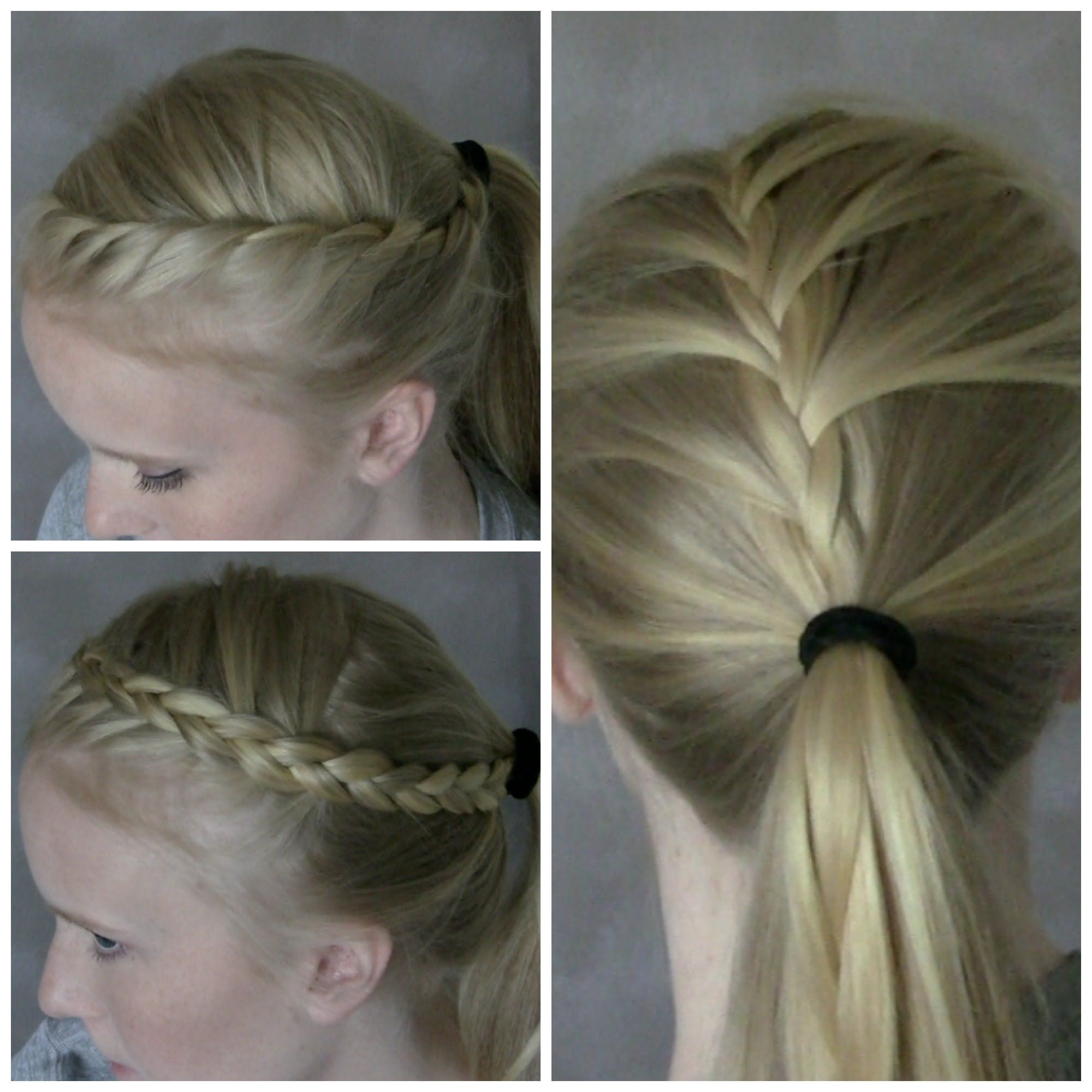 Best Athletic Hairstyles! | Hair Do's | Pinterest | Athletic Intended For Sporty Updo Hairstyles For Short Hair (View 11 of 15)