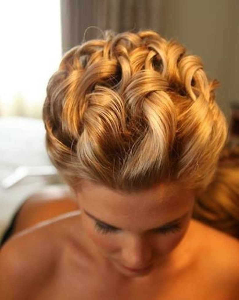 Best Mother Of The Bride Hairstyles | Mother Of The Bride Hair For Mother Of The Bride Updo Hairstyles For Weddings (View 3 of 15)