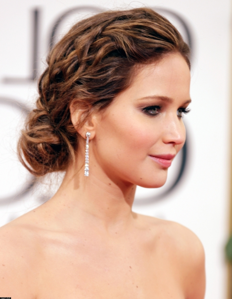 Best Updo Hairstyles – Glamour Women Hairstyle Inside New Updo Hairstyles (View 6 of 15)