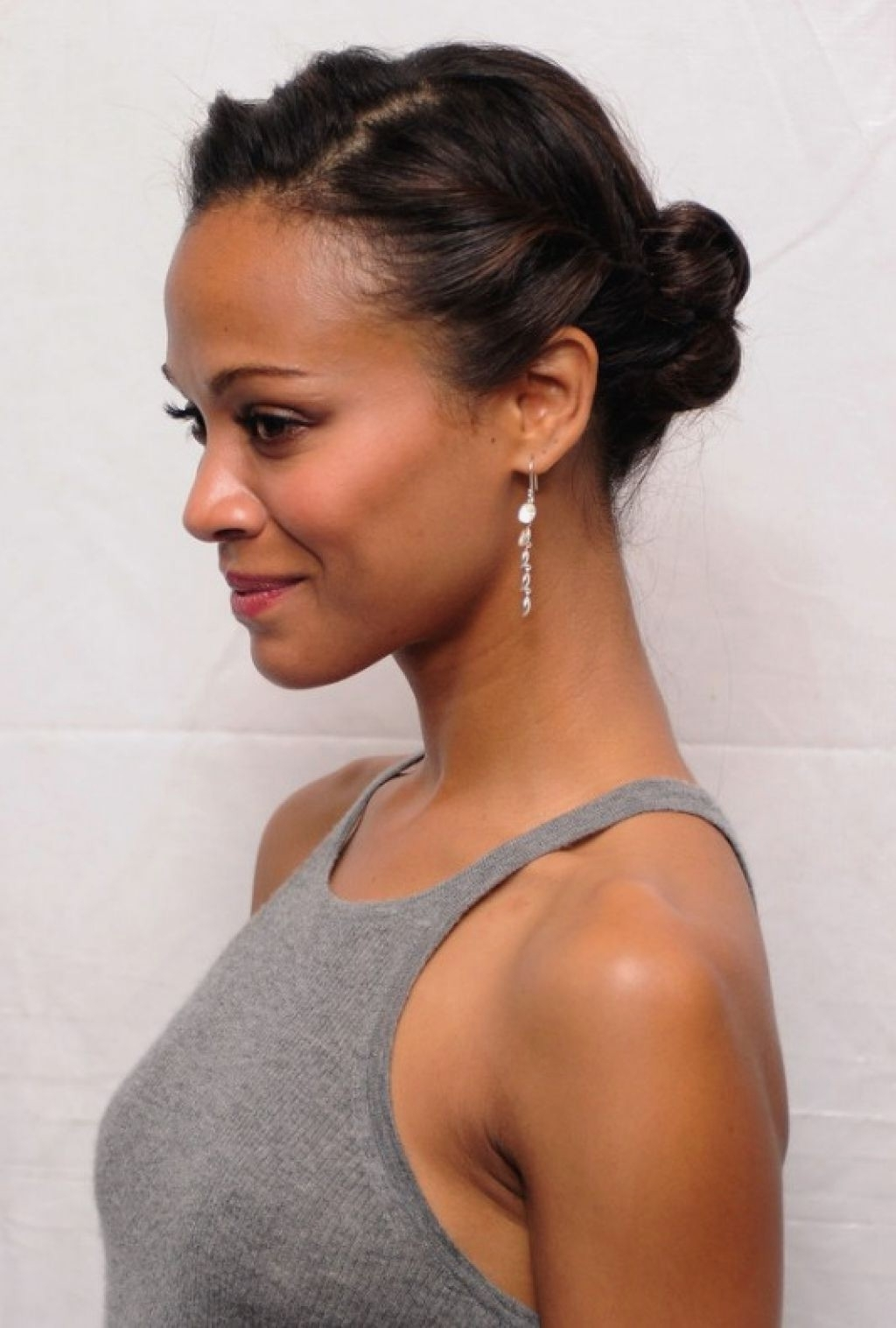 Black Hairstyles : New Black Tie Updo Hairstyles Idea With Complete Pertaining To Updo Hairstyles For Black Tie Event (View 6 of 15)