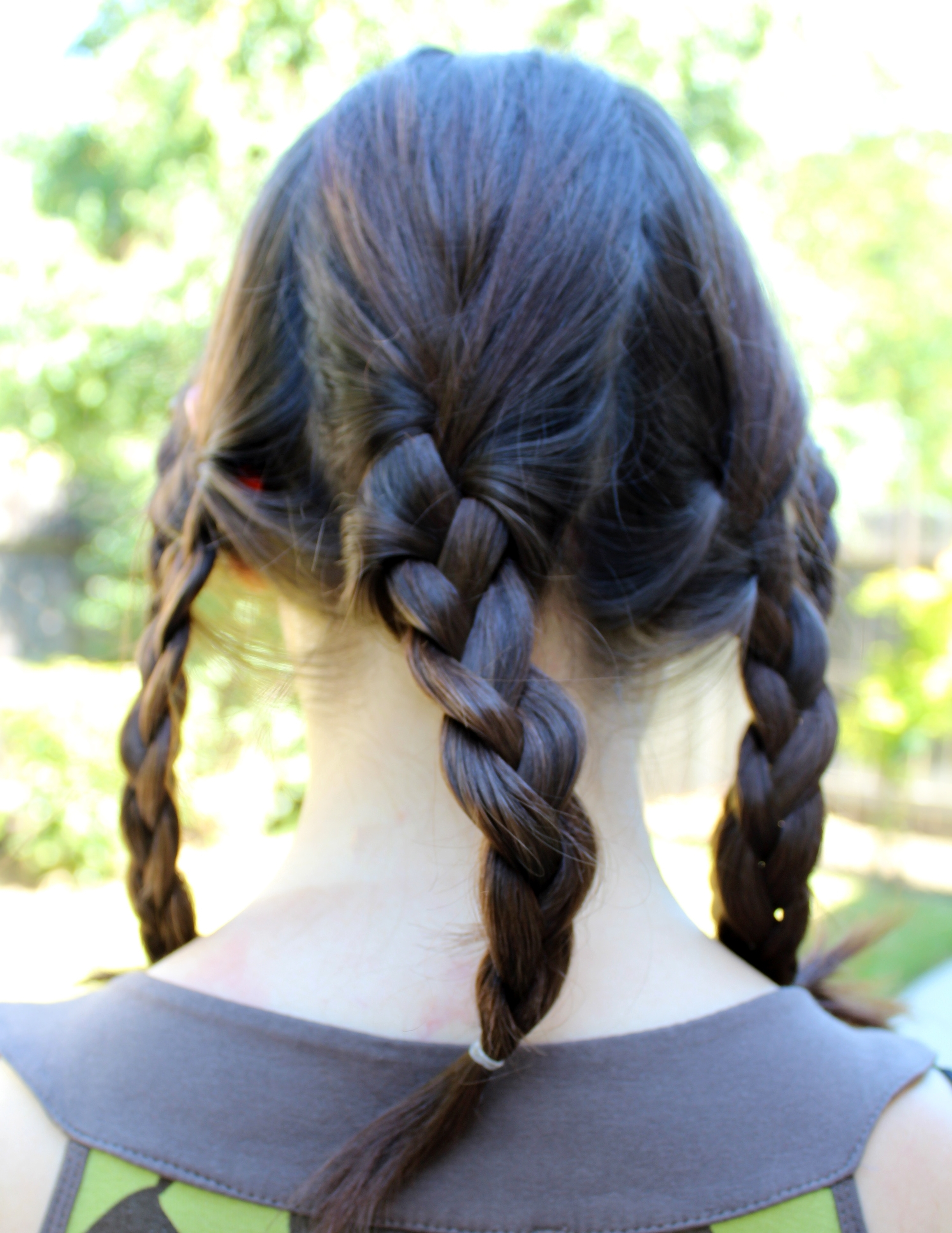 Braid Updo Hairstyles Easy Braided Updo Tutorial Makeup Geek With Regard To Easy Braided Updo Hairstyles For Long Hair (View 6 of 15)