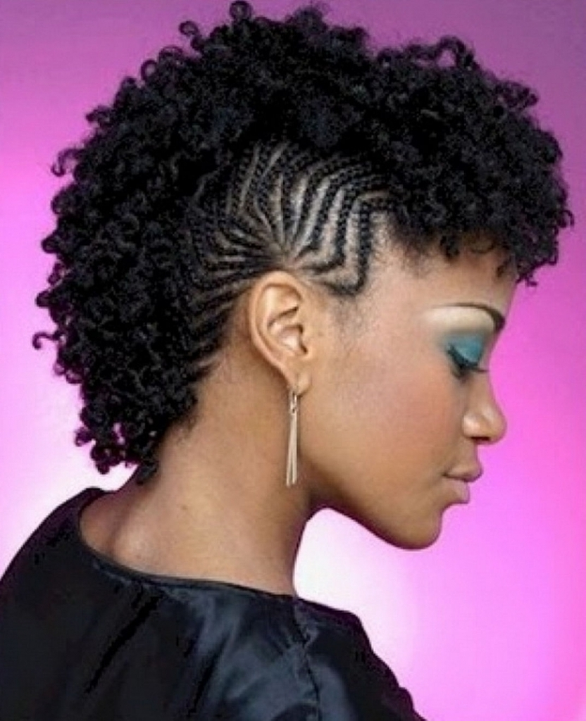 Braided Updo For Black Hair Braided Hairstyles For Black Women Deva Regarding Braided Updo Hairstyles For Black Women (View 10 of 15)