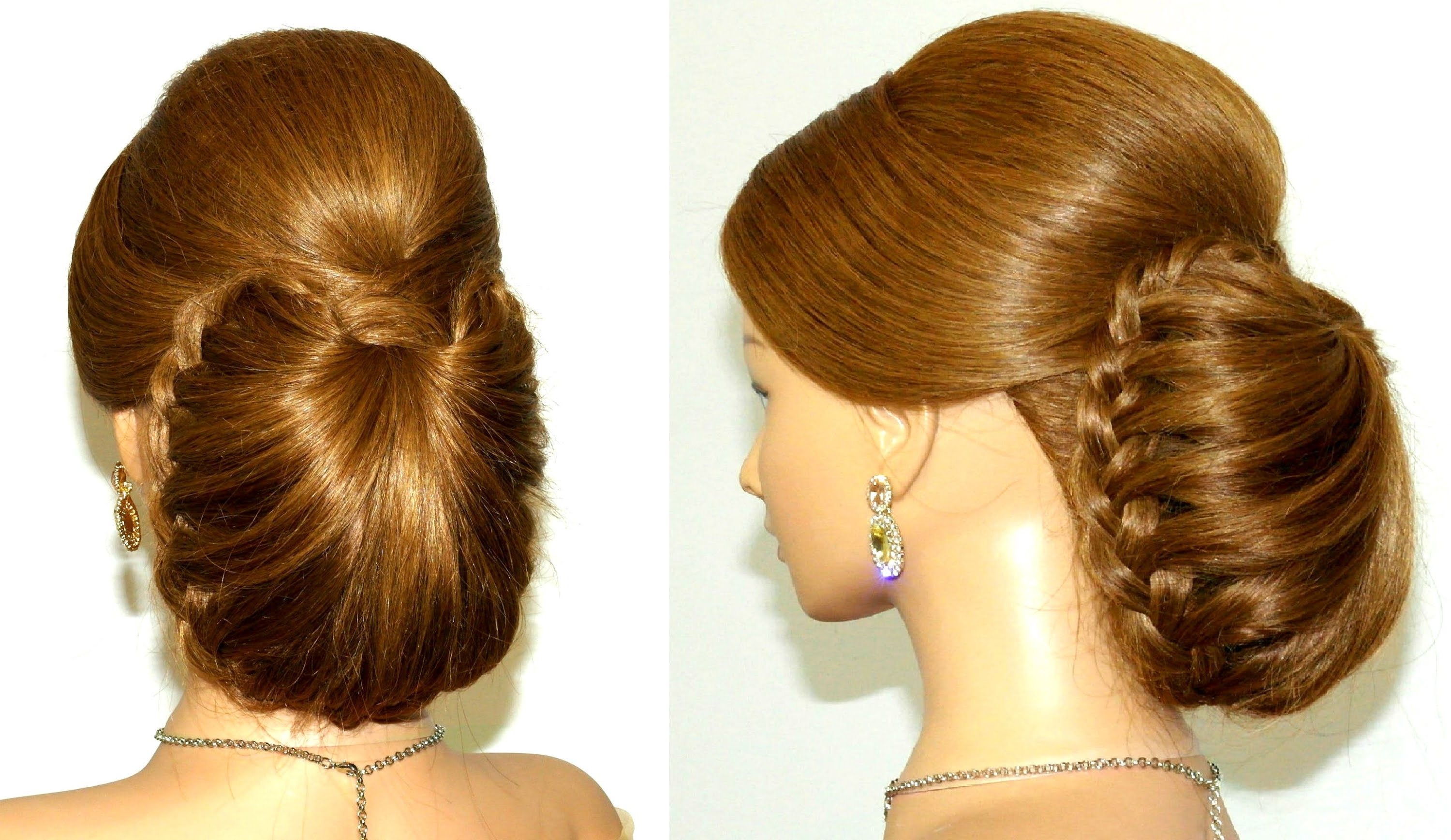 Featured Photo of Braided Updo Hairstyles For Long Hair