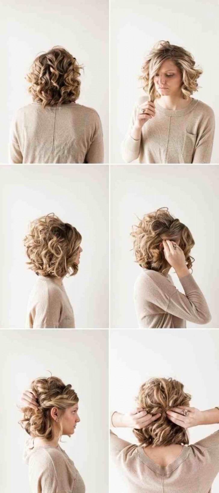 By Easy Easy Homecoming Updos For Short Hair Prom Hairstyles U Intended For Updo Hairstyles For Short Hair Prom (View 7 of 15)