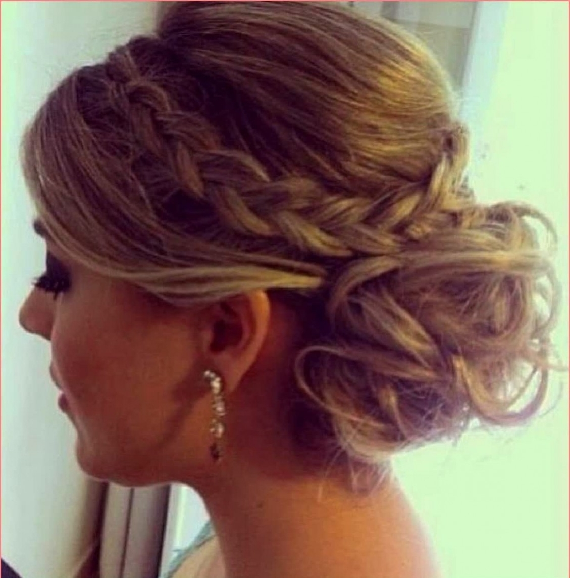 Cute Hairstyles Cute Updo Hairstyles For Graduation – Best . (View 7 of 15)