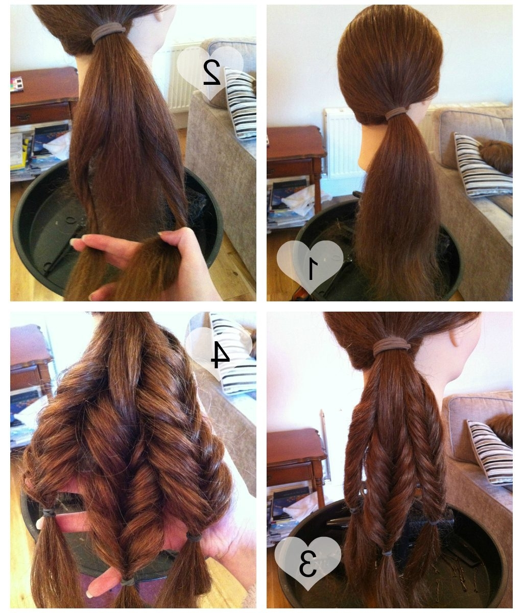 Cute Hairstyles For Thin Hair Thick Braid Milkmaid Updo Impressive With Regard To Quick Easy Updos For Long Thick Hair (View 7 of 15)