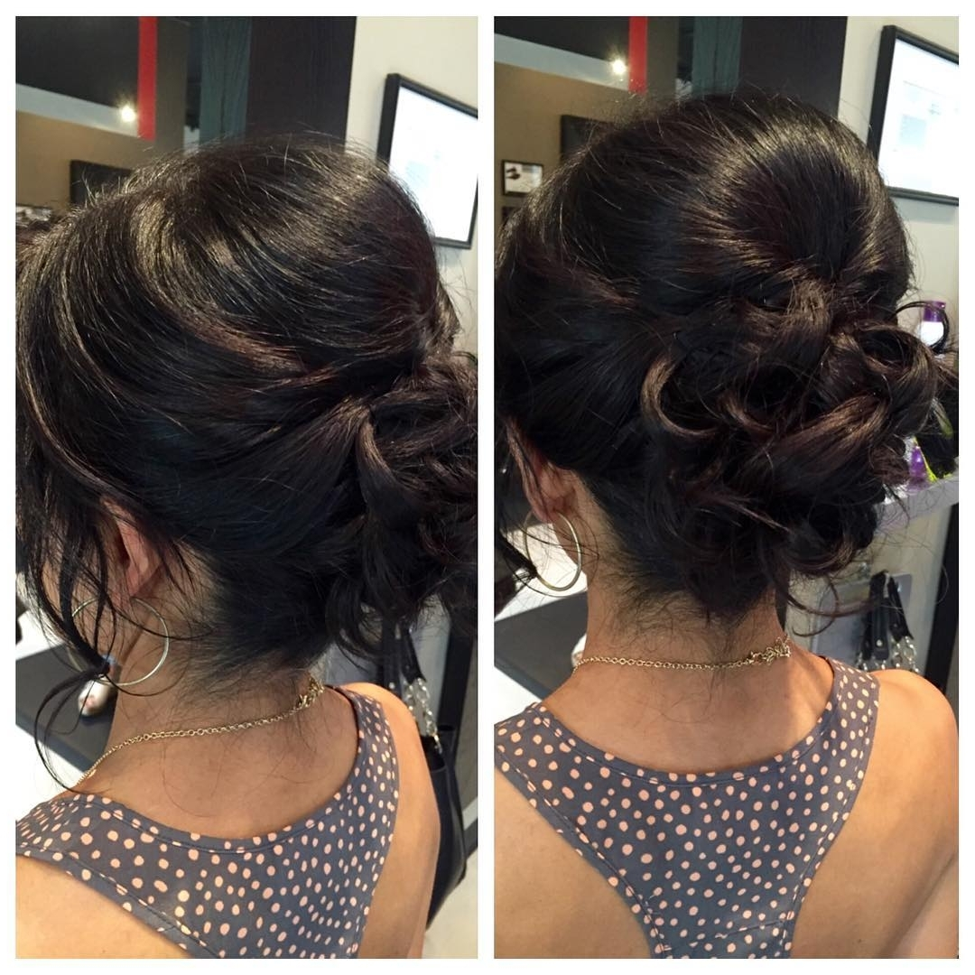 Cute Hairstyles : View Curly Hair Updos You Look And Curly Hair With Updos For Curly Hair (View 4 of 15)