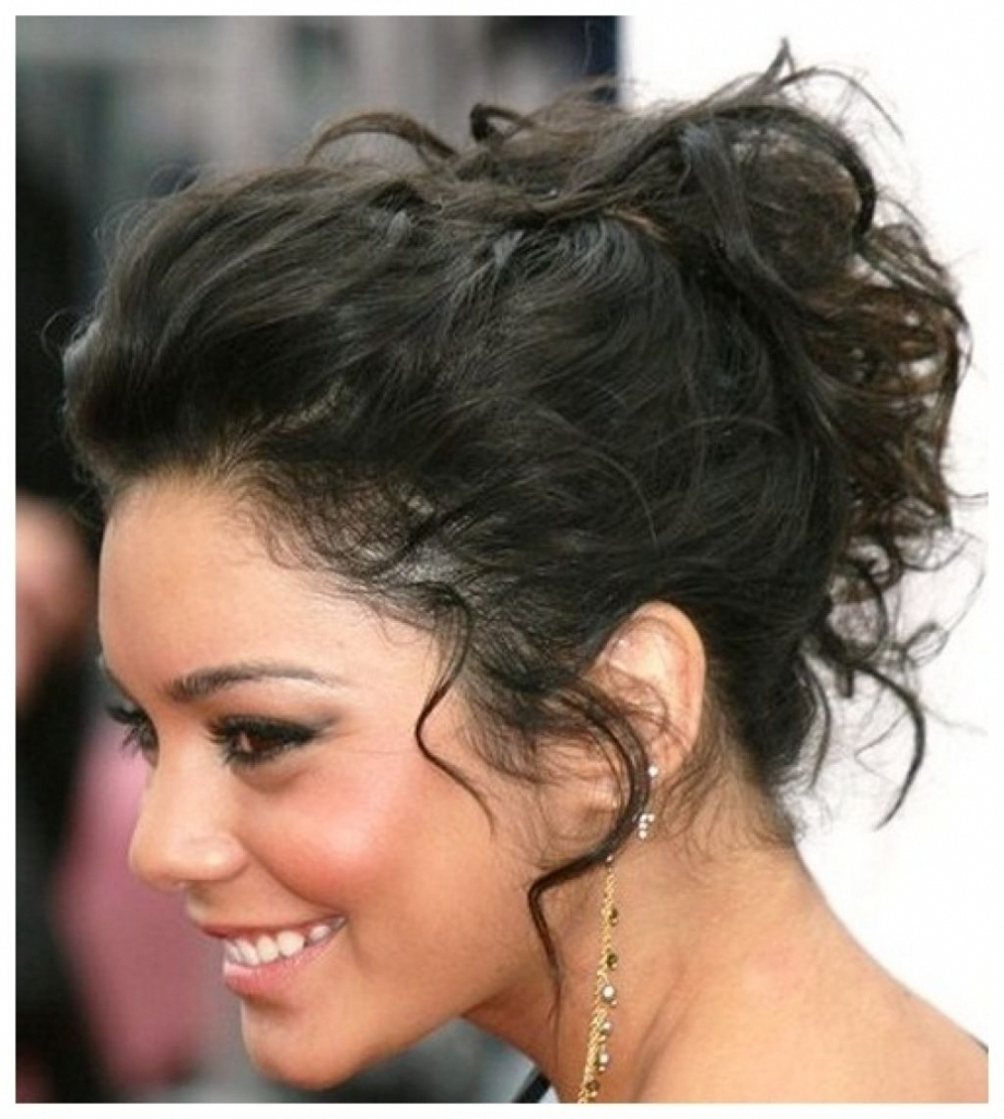 Cute Updo Hairstyles For Long Hair Cute Updos Hairstyles Black Hair With Cute Updo Hairstyles (View 9 of 15)