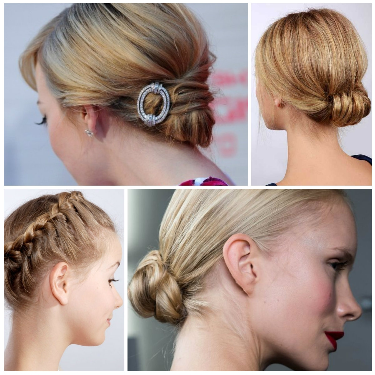 Cute Updo Hairstyles For Short Hair 90 For Your Ideas With Updo With Cute Updo Hairstyles For Short Hair (View 6 of 15)