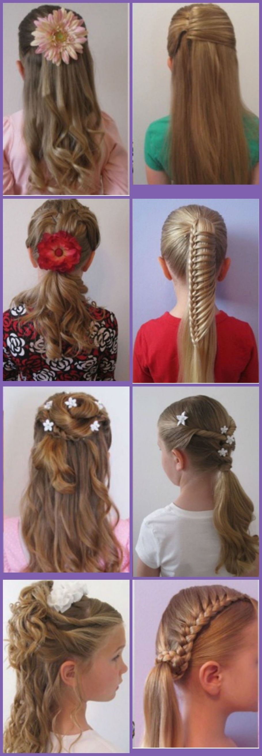 Daily Hairstyles For Teenage Hairstyles For School Best Ideas About Within Teenage Updos For Long Hair (View 8 of 15)