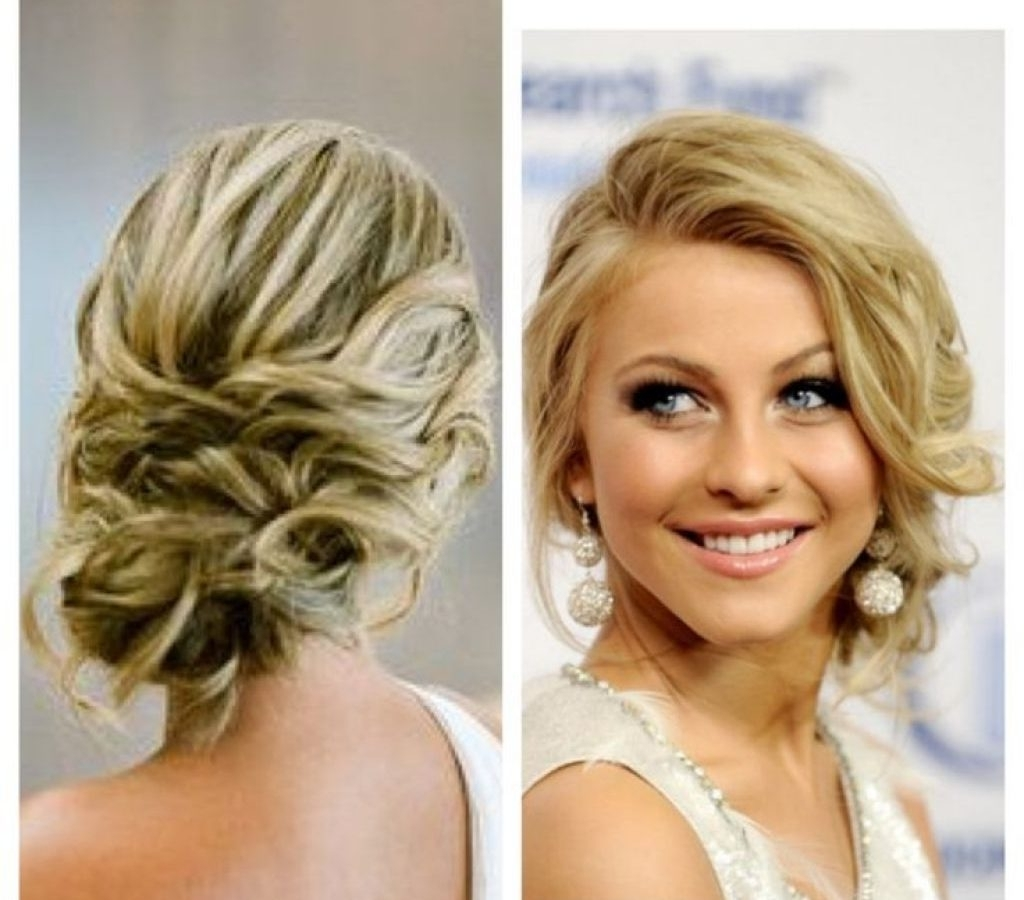 Different Modern Updos For Long Hair With Bun In Formal Updo Intended For Trendy Updo Hairstyles For Long Hair (View 5 of 15)