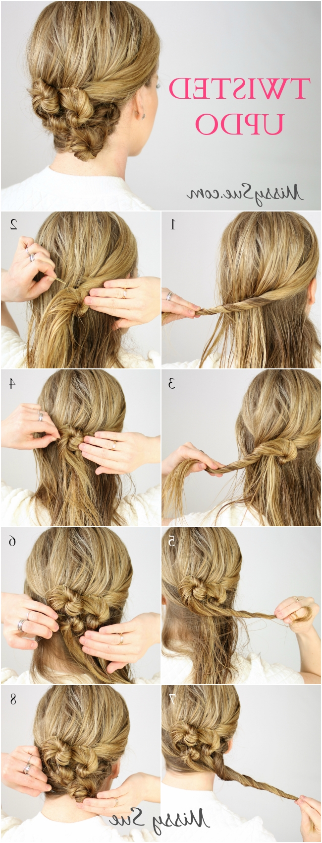 Dutch Braid And Low Bun | Wet Hair, Updo And Hair Twists Pertaining To Wet Hair Updo Hairstyles (View 7 of 15)
