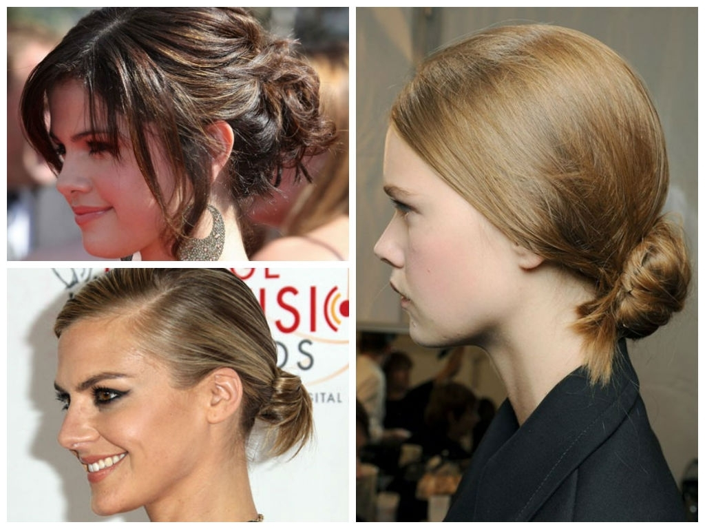 Easy Updo Ideas For Short Hair – Hair World Magazine Throughout Easy Updo Hairstyles For Short Hair (View 6 of 15)