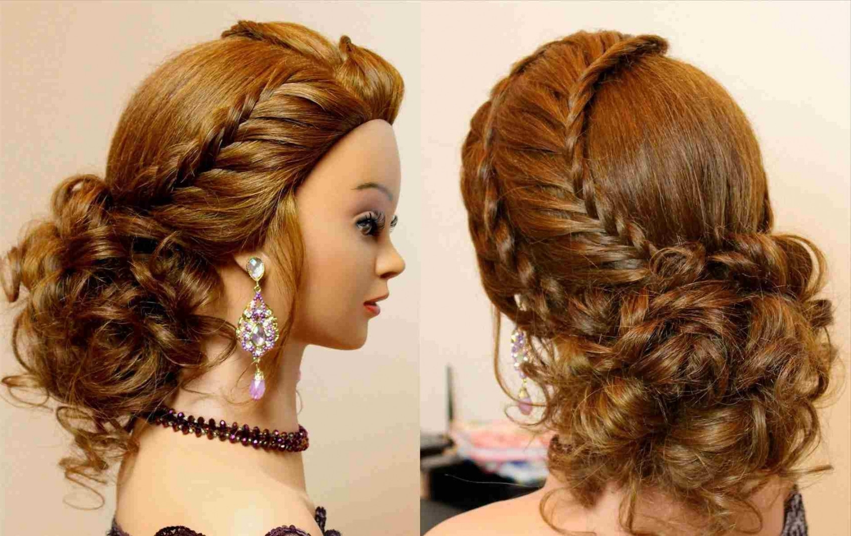 Elegant Hairstyles For Prom Updos Hairstyle Medium Hair Styles With Regard To Formal Updo Hairstyles For Medium Hair (View 6 of 15)