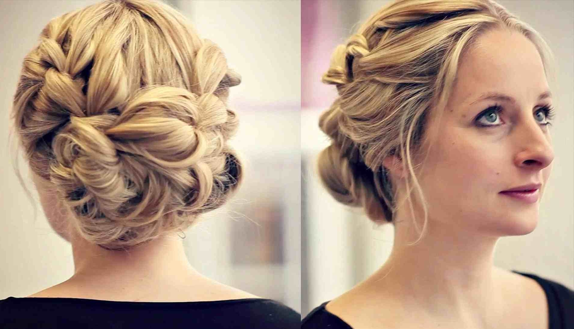 Elegant Hairstyles For Short Hair – Short Medium Long Hairstyle In Bridesmaid Hairstyles Updos For Short Hair (View 7 of 15)