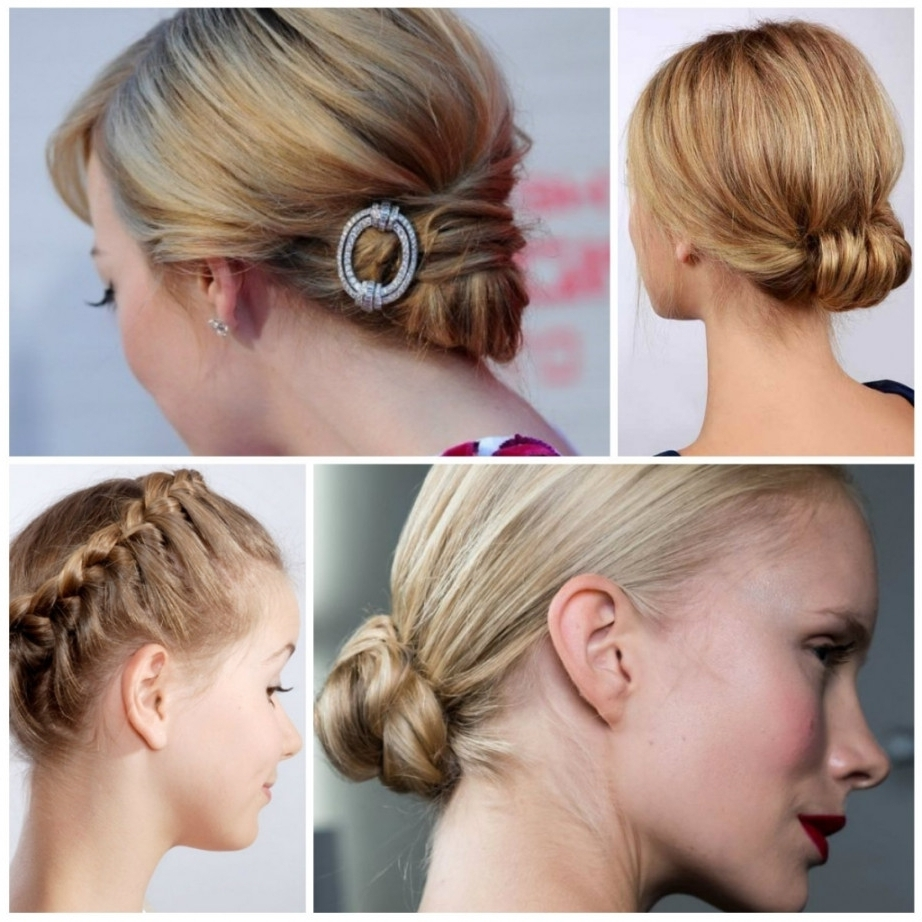 Elegant Hairstyles For Short Hair Updos 2016 Elegant Updo | Latest Regarding Elegant Updo Hairstyles For Short Hair (View 9 of 15)