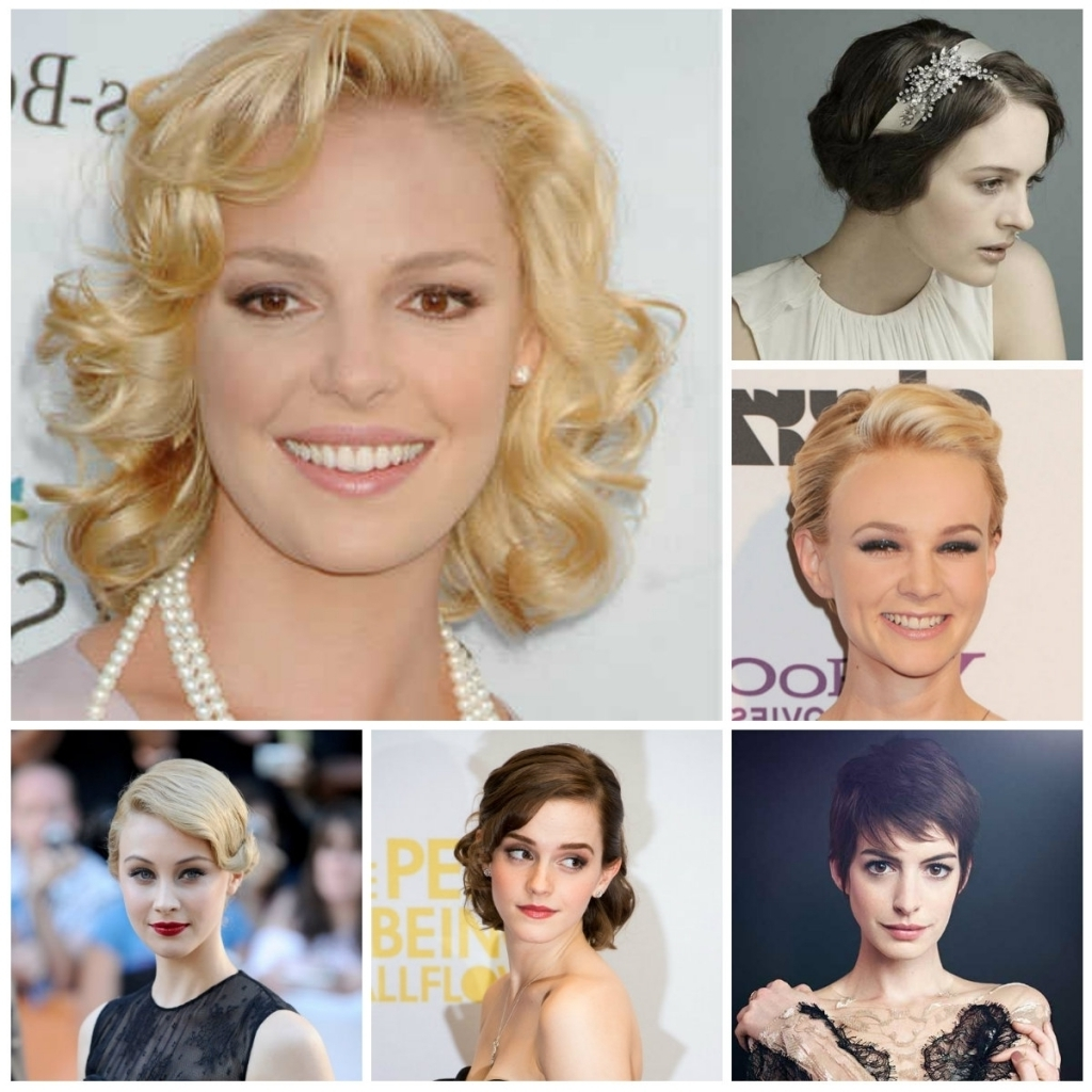 Elegant Hairstyles For Short Hair Updos Elegant Hairstyles For Short With Regard To Elegant Updo Hairstyles For Short Hair (View 10 of 15)
