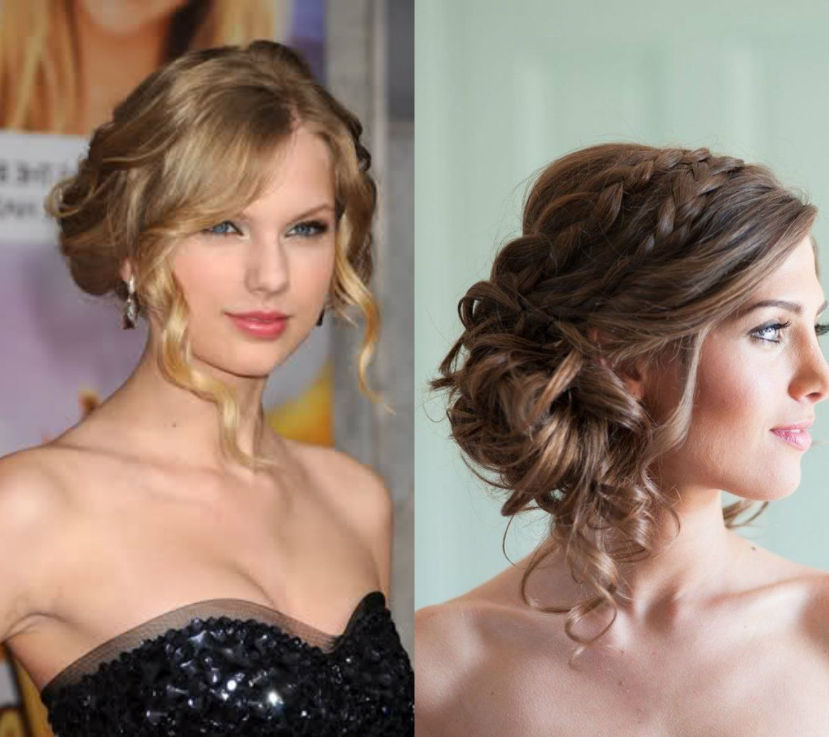 Fabulous Hairstyles For Strapless Dresses | Trends4us With Regard To Updo Hairstyles For Strapless Dress (View 6 of 15)