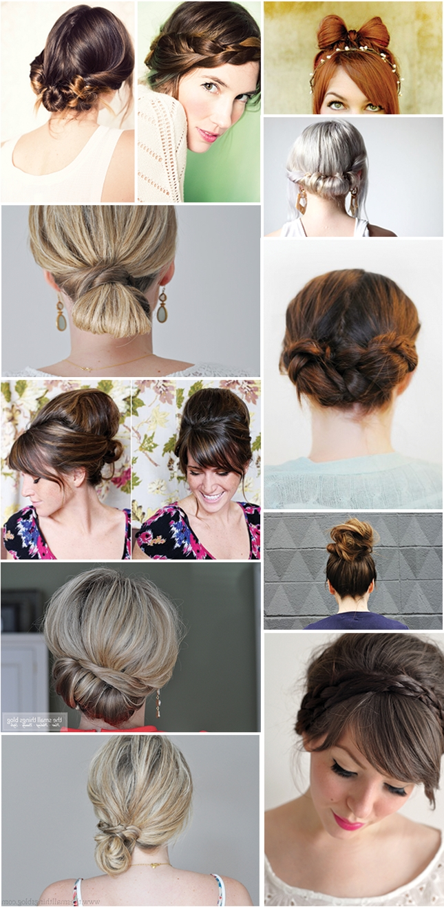 Fast And Fabulous Updos | Best Friends For Frosting Inside Fast Updos For Long Hair (View 7 of 15)
