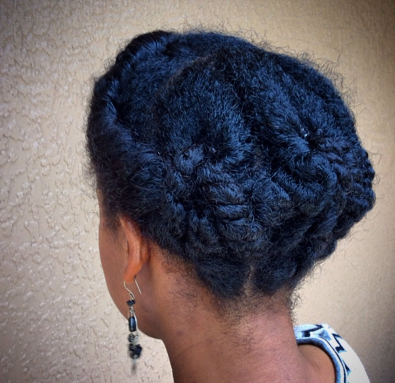 Formal Hairstyles For Protective Hairstyles For Medium Length Throughout Natural Hair Updos For Medium Hair (View 14 of 15)