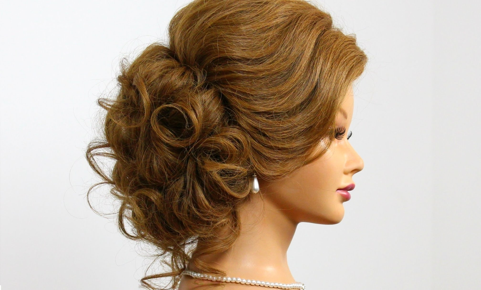 Funky Updo Hairstyles Formal Updo Hairstyles For Long Hair Funky Throughout Funky Updo Hairstyles For Long Hair (View 11 of 15)