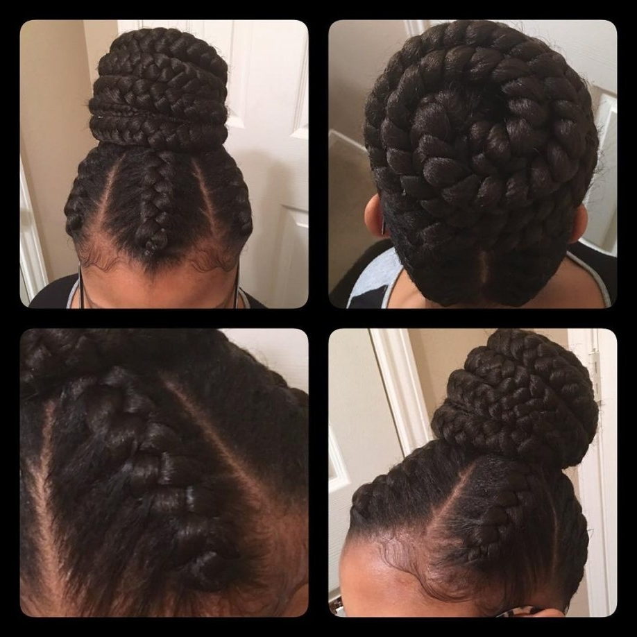 Goddess Braids Updo Hairstyles 26+ Goddess Braided Hairstyle With Throughout Goddess Updo Hairstyles (View 8 of 15)