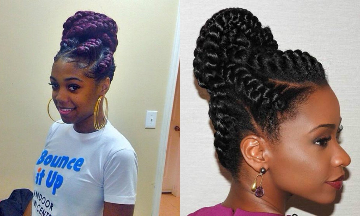 Goddess Braids Updo Hairstyles Stunning Goddess Braids Hairstyles In Goddess Updo Hairstyles (View 6 of 15)