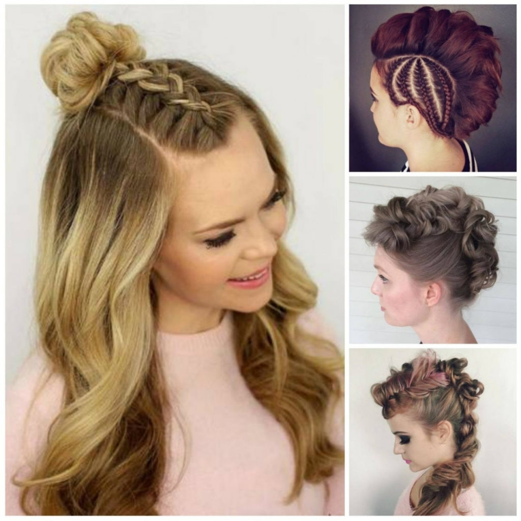 Hairstyles ~ Casual Updo Long Straight Hair Casual Updo Hairstyles Regarding Straight Hair Updo Hairstyles (View 2 of 15)