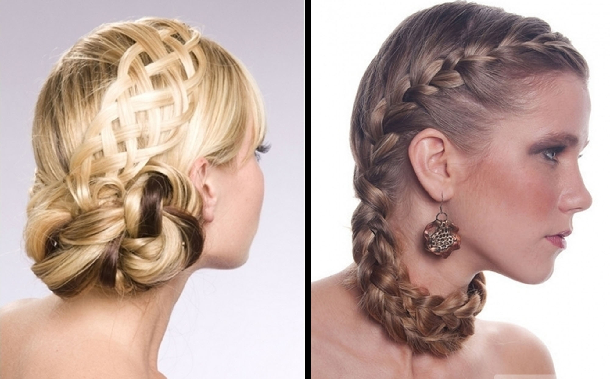 Hairstyles For Homecoming Updos Hair Braided Updo Hairstyles Salon Pertaining To Homecoming Updos Medium Hairstyles (View 7 of 15)