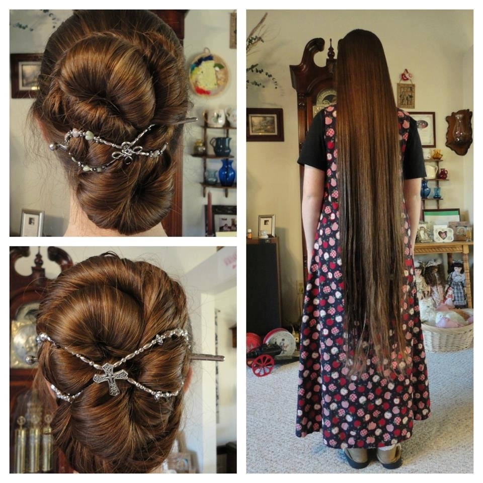 Hairstyles For Long Hair For Really Long Hair Updo Hairstyles (View 9 of 15)
